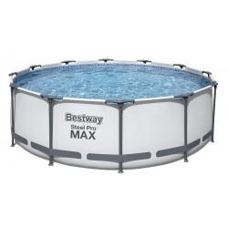 Pool Abmontierbar 366 X 100 Cm Bestway 56418 | Poolsweb
