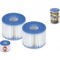 Purespa 2 Filter Kartuschen Für Whirlpool Bubble Intex 29001