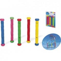 Stockspiel Für Wasser 5 Einheiten Intex 55504 | Poolsweb