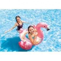 Flamenco-Scwimmer Mit Glitzer 71x99x89 Cm. Intex 56251 | Poolsweb
