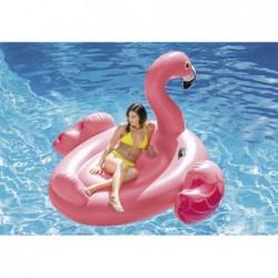 Aufblasbare Insel Rosa Flamingo Mit 218x211x136 Cm Intex 56288eu | Poolsweb