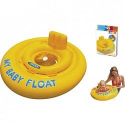 Kinderschwimmer Mit Sitze Intex 56585 De 70 Cm. Für Baby | Poolsweb
