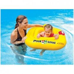 Aufblasbarer Schwimmer F`Ür Kinder 79x79 Cm. Pool School Intex 56587 | Poolsweb
