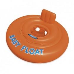 Runder Aufblasbarer Schwimmreifen Für Baby Mit 76 Cm Intex 56588eu