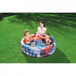 Aufblasbarer Kinderpool De 122x30 Cm. Spiderman Bestway 98018   Poolsweb