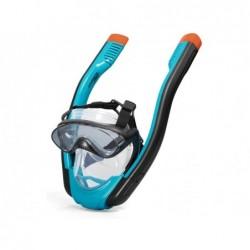 Snorkel Hydromaske Pro Mit 2 Röhren Grösse S/M Bestway 24060