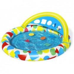 Aufblasbarer Kinderpool 120x117x46 Cm. Mit Spielzeuge Bestway 52378