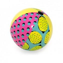 Aufblasbarer Ball 122 Cm. Retro Fashion Bestway 31083