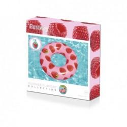Duftender Aufblasbarer Schwimmer 119 Cm. Scentsational Raspberry Bestway 36231 | Poolsweb