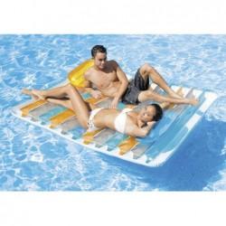 Doble Lounge Luftmatratze Zur Entspannung. 198 X 160 Cm Intex 56897 | Poolsweb