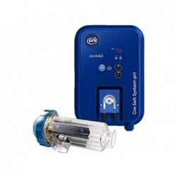 Salzchlorator-Elektrolyse für Pools bis zu 60.000 L Gre SCGPHP60