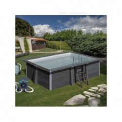 Mini-Wärmepumpe für oberirdische Pools bis zu 40.000 L Gre HPM40   Poolsweb