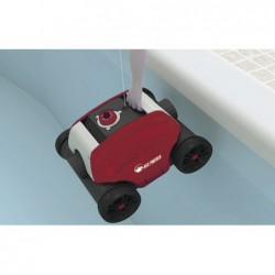 Bodenreiniger-Roboter Red Panther für Pool Poolstar RO-PANTHER1 | Poolsweb