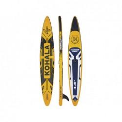 Paddle Brett Surf Stand Up De Kohala Thunder Race 425x66x15 cm. Ociotrends KH42715 | Poolsweb