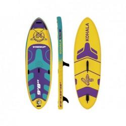 Paddle Brett Surf Stand Up von Kohala Windsup 295x86x15 cm. Ociotrends KH29515 | Poolsweb