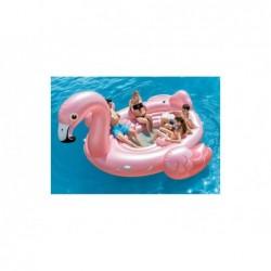 Aufblasbare Insel Intex 57267 Von 422x373x185 Cm Flamingo | Poolsweb