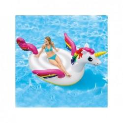 Inflatable Island Intex 57281 Von 287x193x165 Cm. Einhorn | Poolsweb