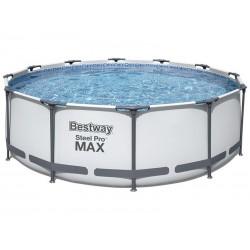 Pool Abmontierbar 366 X 100 Cm Bestway 56418