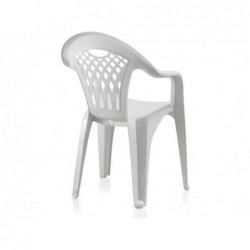 Gartenmöbel Cancún Weisser Stuhl SP Berner 43027 | Poolsweb