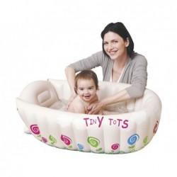 Tiny Tots Baby, Aufblasbare Badewanne Jilong 17118   Poolsweb