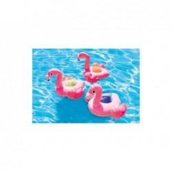 Flamencos Aufblasbare Getränkehalter Intex 57500 3er Pack Flamingo   Poolsweb