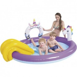 Aufblasbarer Pool Unicorn Spray Pool Jilong 51001   Poolsweb