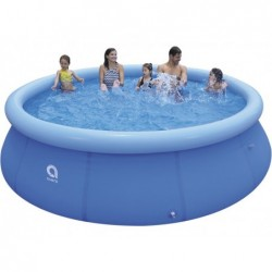 Abnehmbarer Pool mit Aufbereitungsanlage 1136 L. Jilong 17794EU mit 360x76 cm Promt Pool Set | Poolsweb