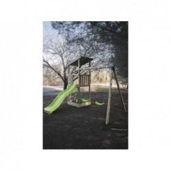 Parque Infantil Talaia L con Columpio Doble de Masgames MA700127   PiscinasDesmontable