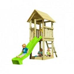 Parque Infantil Kiosk XL con Columpio Individual de Masgames MA802111
