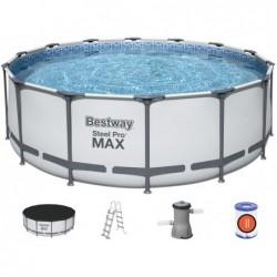Piscina Desmontable Steel Pro Max de 427x122 cm. Bestway 5612   PiscinasDesmontable