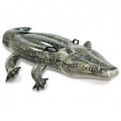 Aufblasbares Krokodil Intex 57551 Von 170x86 Zentimeter.