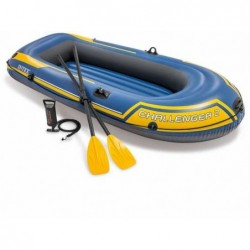 Aufblasbares Boot Challenger 236 X 114 41 Cm Intex 68367