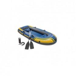 Aufblasbares Boot Challenger 3 Pax. 68370 295x137x43 Cm Intex 68370np   Poolsweb