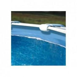 Blauer Liner. 300 X 65 Cm Gre Fwpr30