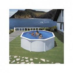 Runder Pool Fidji. 350 X 120 Cm Gre Kit350eco   Poolsweb