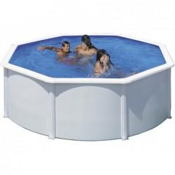 Runder Pool Fidji. 350 X 120 Cm Gre Kit350eco