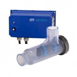 Elektrolyse Salzwasser Chlorinator Für Versenkte Für Pools 55.000 L Gre Eesb55