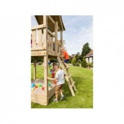 Kinderspielplatz Mit Rutsche Pagoda Xl Masgames Ma802601 | Poolsweb