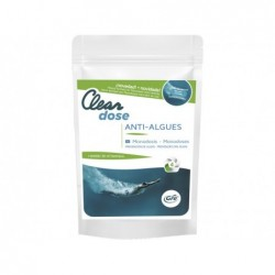 Anti-Algen Für Pools In Einzeldosis 8x20 Gr. Gre Palge