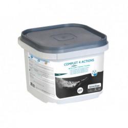 Chlor Complet 4 Aktionen Gre Von 250 Gr, 1.5 Kg