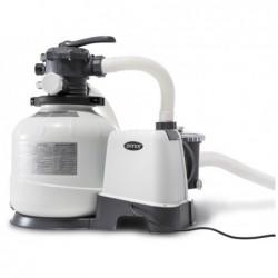 Kläranlage Mit Sandfilter Von Intex 26648 10.500 L/H