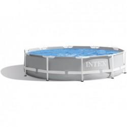 Abnehmbarer Pool Intex 26702 Prism Frame 305x76 Cm