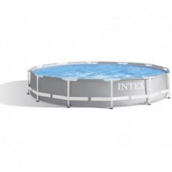 Abnehmbarer Pool Intex 26712 Prism Frame 366x76 Cm