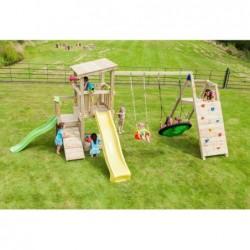 Kinderspielplatz Mit Challenger Cascade Von Masgames Ma812501