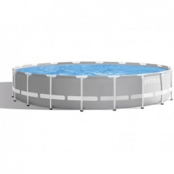 Abnehmbarer Pool Intex 26720 Prism Frame 427x107 Cm