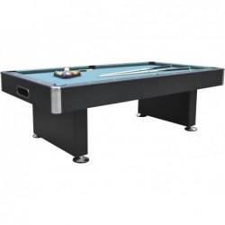 Professionaler Billardtisch mit 243x132x78 cm