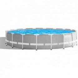 Abnehmbarer Pool Intex 26732 Prism Frame 549x122 Cm