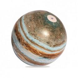 Aufblasbarer Ball Von 61 Cm. Jupiter Led-Licht Bestway 31043