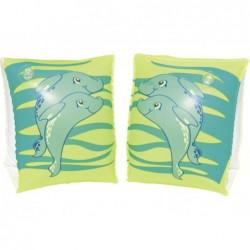 Aufblasbare Schwimmflügel Delfine 23x15 Cm Bestway 32042b | Poolsweb