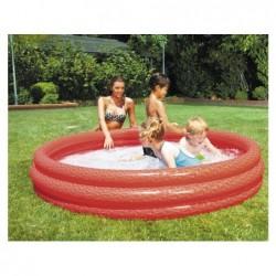 Aufblasbarer Pool 3 Ringe 183 X 33 Cm Cm Bestway 51027   Poolsweb